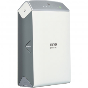 Fujifilm Instax Share SP-2 - imprimanta foto portabila Wi-Fi argintiu (Silver)0