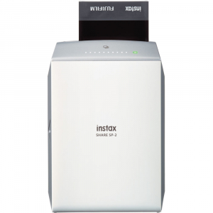 Fujifilm Instax Share SP-2 - imprimanta foto portabila Wi-Fi argintiu (Silver)3