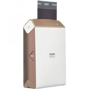 Fujifilm Instax Share SP-2 - imprimanta foto portabila Wi-Fi maro (Gold)4