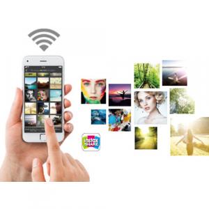 Fujifilm Instax Share SP-3 - imprimanta foto portabila Wi-Fi alba (white) [2]
