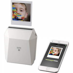Fujifilm Instax Share SP-3 - imprimanta foto portabila Wi-Fi alba (white) [1]