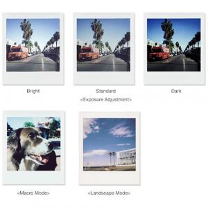Fujifilm instax SQUARE SQ6 Instant Film Camera (Ruby Red)3