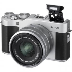 FUJIFILM X-A5 Mirrorless Digital Camera Cu XC 15-45mm f/3.5-5.6 OIS PZ [1]