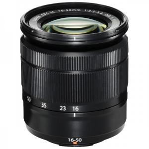 Fujifilm X-E3, Mirrorless 24MP, 4K, argintiu - Kit cu XC 16-50mm F3.5-5.6 OIS II Black [1]