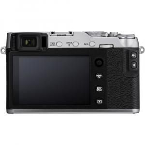 Fujifilm X-E3, Mirrorless 24MP, 4K body - argintiu + XF 18-55mm - RESIGILAT!!! [4]