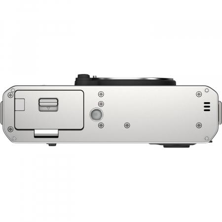 Fujifilm X-E4 , Mirrorless 26MP, 4K body - argintiu8