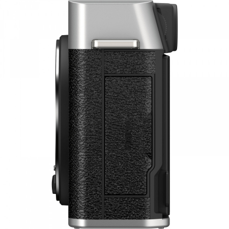 Fujifilm X-E4 , Mirrorless 26MP, 4K body - argintiu6