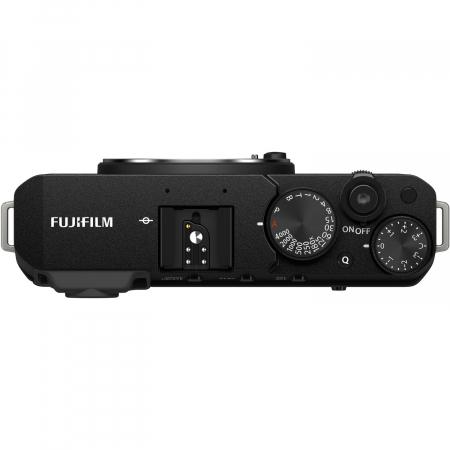 Fujifilm X-E4 , Mirrorless 26MP, 4K body - negru [2]