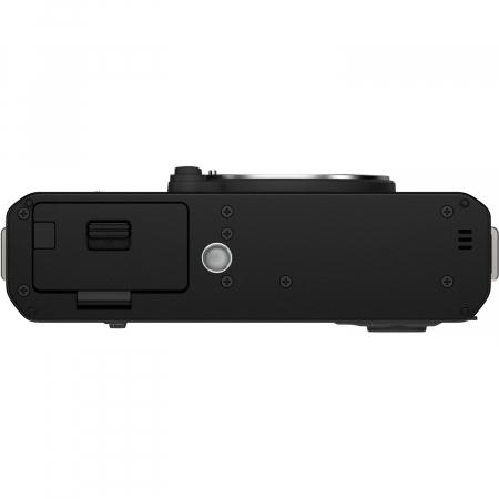 Fujifilm X-E4 , Mirrorless 26MP, 4K body - negru + XF 27mm F 2.8 R WR [4]