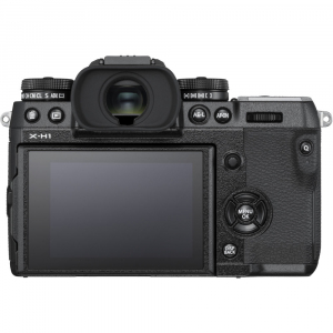 Fujifilm X-H1, Mirrorless 24MP, 4K body - negru2