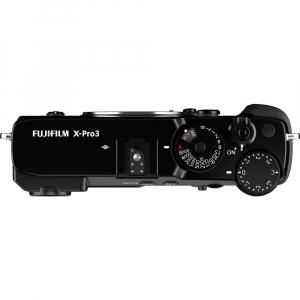Fujifilm X-Pro3 Aparat Foto Mirrorless 26.1MP Body , negru2
