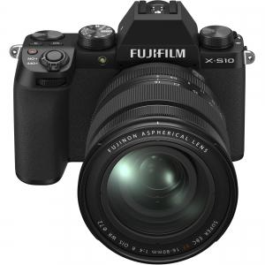 FUJIFILM X-S10 Mirrorless Digital Camera Kit cu 16-80mm [2]