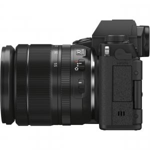 FUJIFILM X-S10 Mirrorless Digital Camera Kit cu Obiectiv XF 18-55mm Negru + Fujifilm 55-200mm F3.5-4.8 R LM OIS XF5