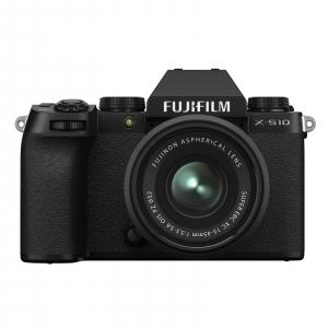 FUJIFILM X-S10 Mirrorless Kit cu XC 15-45mm f/3.5-5.6 OIS [0]