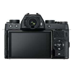 Fujifilm X-T100, Mirrorless 24MP body - negru1
