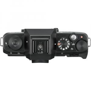 Fujifilm X-T100, Mirrorless 24MP body - negru3