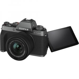 Fujifilm X-T200 Aparat Foto Mirrorless 24MP + XC 15-45mm f/3.5-5.6 OIS - Dark Silver8