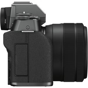 Fujifilm X-T200 Aparat Foto Mirrorless 24MP + XC 15-45mm f/3.5-5.6 OIS - Dark Silver6