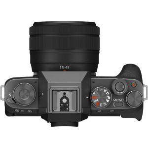 Fujifilm X-T200 Aparat Foto Mirrorless 24MP + XC 15-45mm f/3.5-5.6 OIS - Dark Silver4