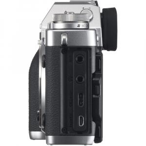 Fujifilm X-T3 Aparat Foto Mirrorless Body Senzor 26MP X-Trans 4K/60p Argintiu4
