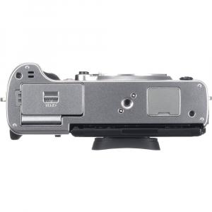 Fujifilm X-T3 Aparat Foto Mirrorless Body Senzor 26MP X-Trans 4K/60p Argintiu3