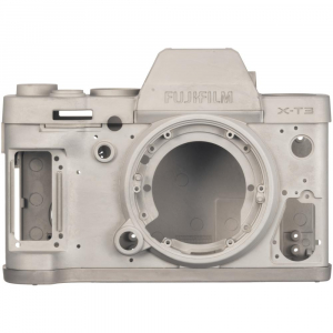 Fujifilm X-T3 Aparat Foto Mirrorless Body Senzor 26MP X-Trans 4K/60p Argintiu7