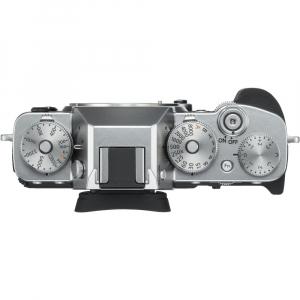 Fujifilm X-T3 Aparat Foto Mirrorless Body Senzor 26MP X-Trans 4K/60p Argintiu2