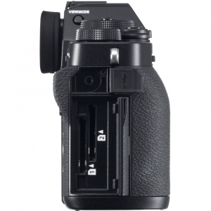 Fujifilm X-T3 Aparat Foto Mirrorless Body Senzor 26MP X-Trans 4K/60p Negru6