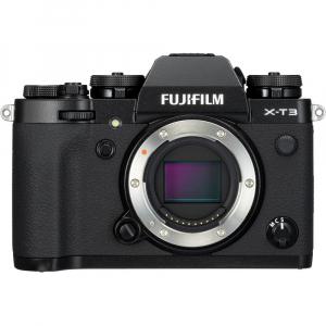 Fujifilm X-T3 Aparat Foto Mirrorless Body Senzor 26MP X-Trans 4K/60p Negru1