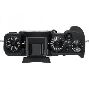 Fujifilm X-T3 Aparat Foto Mirrorless Body Senzor 26MP X-Trans 4K/60p Negru3