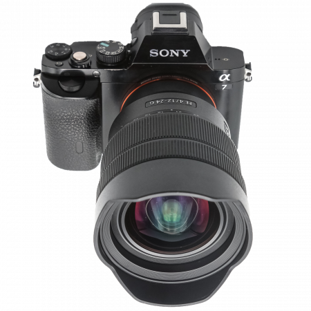 Sony A7 Kit cu  FE 12-24mm Second Hand S.H. [2]