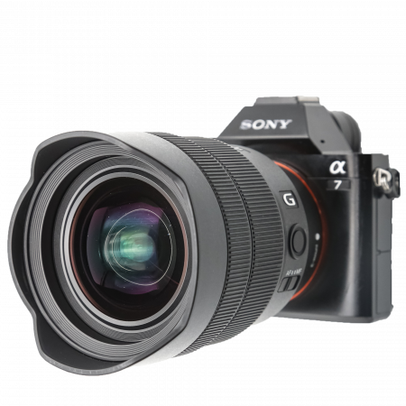 Sony A7 Kit cu  FE 12-24mm Second Hand S.H. [0]