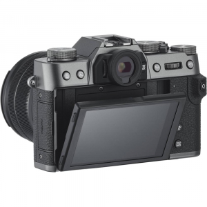 FUJIFILM X-T30 Mirrorless  (Body) - Charcoal Anthracite4