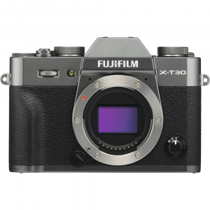 FUJIFILM X-T30 Mirrorless  (Body) - Charcoal Anthracite0