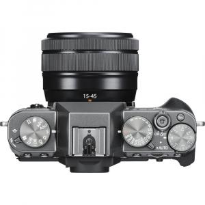 FUJIFILM X-T30 Mirrorless Kit + XC 15-45mm f/3.5-5.6 OIS PZ  - Charcoal Anthracite3