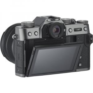 FUJIFILM X-T30 Mirrorless Kit + XC 15-45mm f/3.5-5.6 OIS PZ  - Charcoal Anthracite4