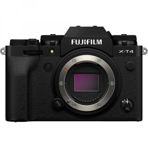 Fujifilm X-T4 Aparat Foto Mirrorless Body 26.1Mpx 4K/60fps X-Trans CMOS 4 (black)0