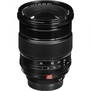Fujifilm X-T4 Aparat Foto Mirrorless Body 26.1Mpx 4K/60fps X-Trans CMOS 4 (black) kit cu XF 16-55mm f/2.8 R LM WR2