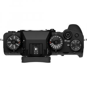 Fujifilm X-T4 Aparat Foto Mirrorless Body 26.1Mpx 4K/60fps X-Trans CMOS 4 (black) kit cu XF 16-55mm f/2.8 R LM WR5