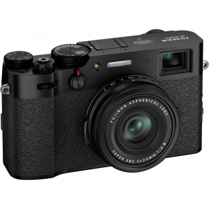 FujiFilm X100V Black3
