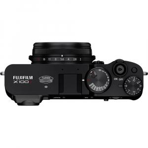 FujiFilm X100V Black4