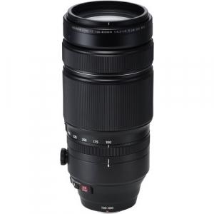 Resigilat: Fujifilm XF 100-400mm f/4.5-5.6 O.I.S. WR Black - Resigilat: [0]