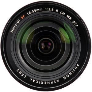 Fujifilm XF 16-55mm f/2.8 R LM WR Black1