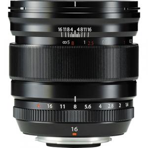 Fujifilm XF 16mm f/1.4 R WR Black2