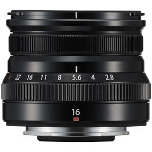Fujifilm XF 16mm f/2.8 R WR black , obiectiv foto Mirrorless1