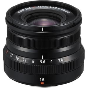 Fujifilm XF 16mm f/2.8 R WR black , obiectiv foto Mirrorless2
