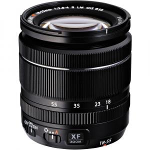 Fujifilm XF 18-55mm f/2.8-4 R LM O.I.S. Black / bulk0