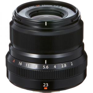 Fujifilm XF 23mm f/2 R WR , black1