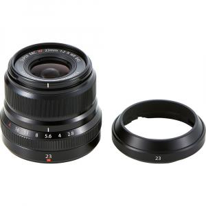 Resigilat: Fujifilm XF 23mm f/2 R WR , black - Resigilat [5]