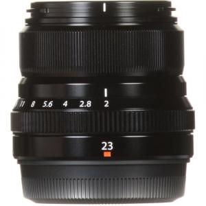 Fujifilm XF 23mm f/2 R WR , black3